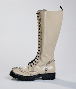 Mym | Boot Icarus taupe