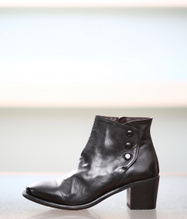Cordwainer Ankle Boot 39007 nero Women MORGANTINI
