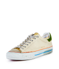 Sneaker Starless Low Gold/Green/Pony