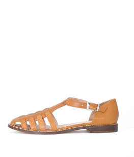 Sandale Mary Jane 14516 cuoio